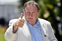 French-born actor Depardieu to apply for Turkish citizenship