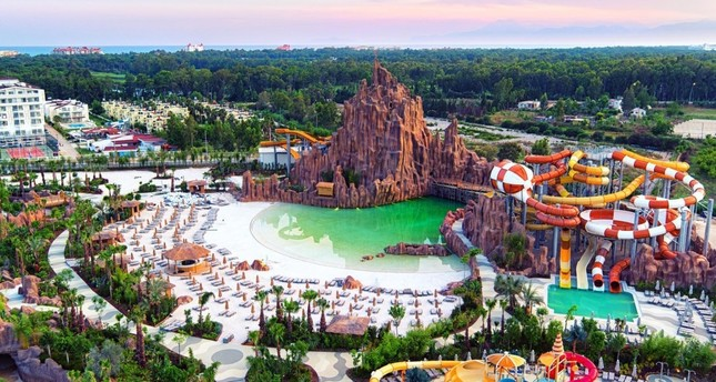 Turkey's new theme park, Land of Legends, to open gates in Belek