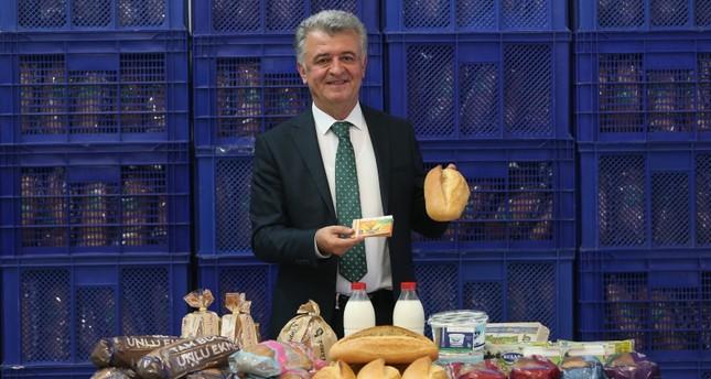 بلدية بورصة التركية تطلق حملة التقاسم جميل لتقديم المساعدات الغذائية للمحتاجين