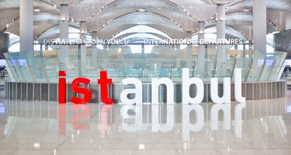 Istanbul airport: World's smartest airport ready to make you fly