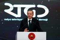 Turkish economy strong enough to overcome pressure: Erdoğan