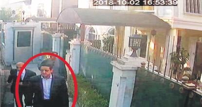 Khashoggi probe leads police to forest in Istanbul, Yalova region
