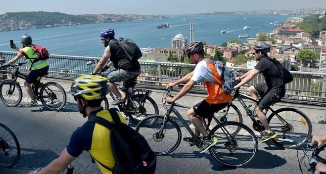 The Istanbul Bike Festival