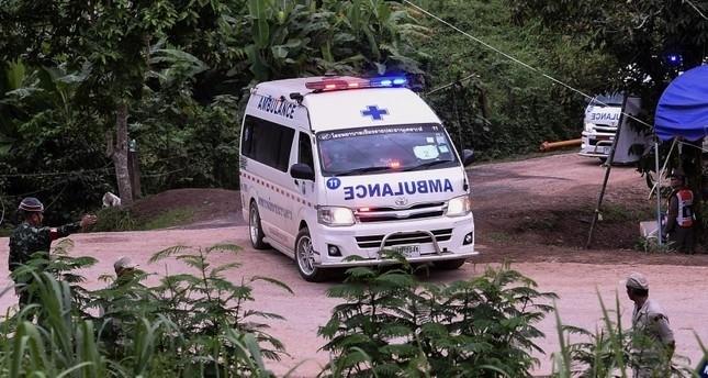 تايلاند تعلن نجاح عملية إنقاذ الأطفال الـ 12 ومدربهم المحتجزين داخل الكهف