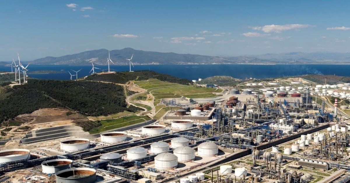 SOCAR Turkey Aegean Refinery (STAR) in the Aegean province of u0130zmir was opened in October 2018.