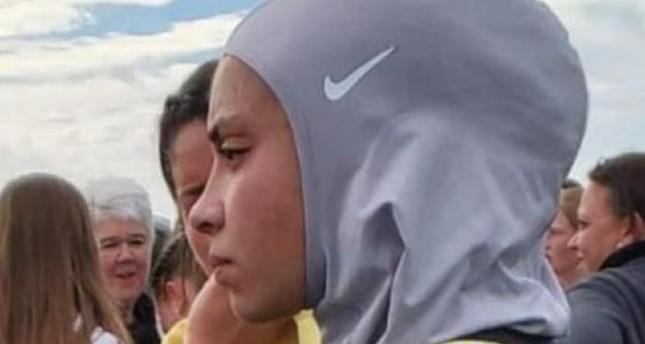 أمريكا: سحب جائزة من عداءة مسلمة بسبب حجابها