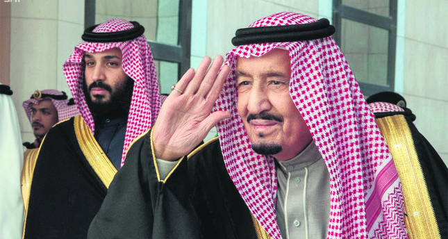 Do Crown Prince Mohammed's friends bring him benefit or disaster