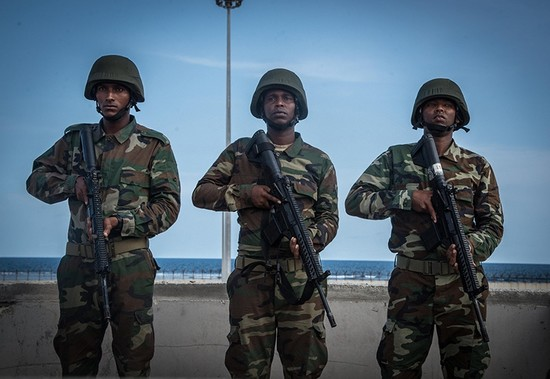 Turkish military base in Somalia helps restore security