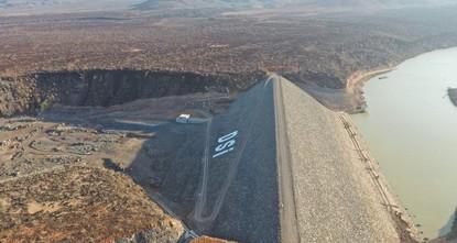 Dam built by Turkey helps Djibouti fight floods