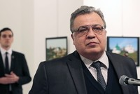 Turkey arrests second suspect over assassination of Russian envoy Karlov