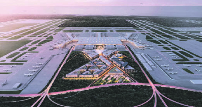Istanbul Airport City to make world premiere at top real estate fair in Cannes