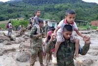 Nach dem verheerenden Erdrutsch in der kolumbianischen Stadt Mocoa ist die Zahl der Toten auf mehr als 250 gestiegen. Unter den 254 Toten seien 43 Kinder, erklärte Präsident Juan Manuel Santos am...