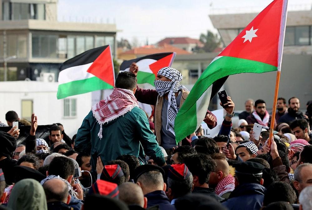 Protests in Jordan