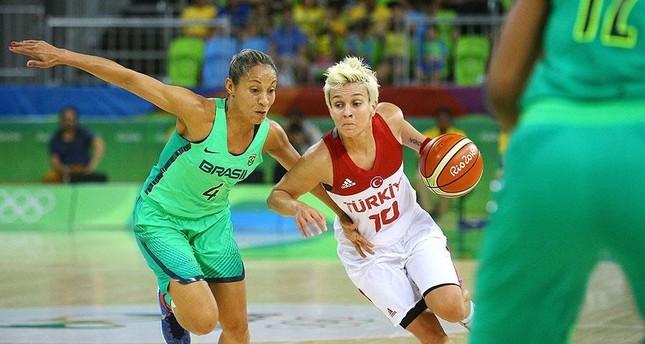 Turkey beat Brazil 79-76 in double OT in women's hoops