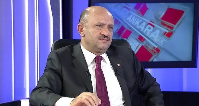 Defense Minister Fikri Işık made the announcements at CNN Türk news Monday.