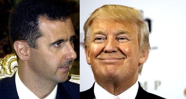 الأسد: ترامب حليف محتمل لنا إن حارب الإرهابيين