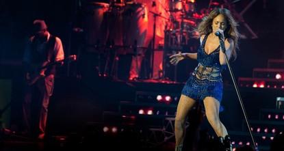 Дженнифер Лопес прибыла в Анталью, где пройдет ее концерт