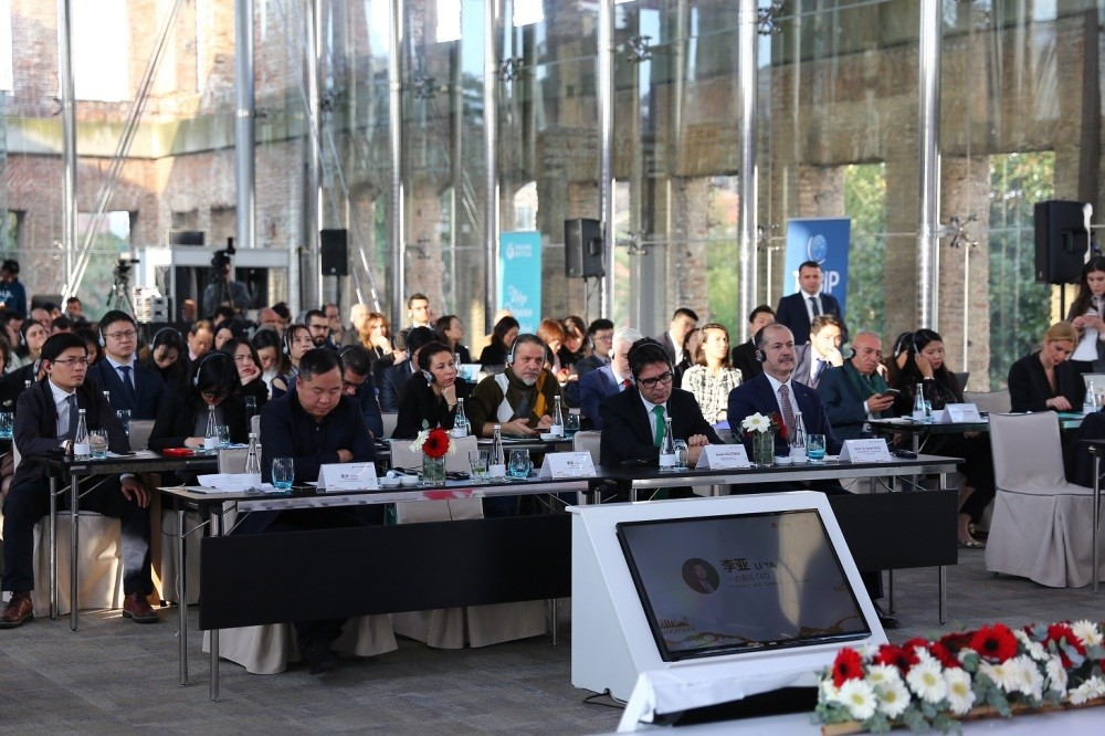 Air China, the worldu2019s largest dairy producer YILI, the largest Chinese social media YIDIAN, and the worldu2019s largest chip manufacturer Qualcomm among others gathered in Istanbul to discuss areas of opportunity to ramp up Turkish-Chinese ties, Jan. 8.