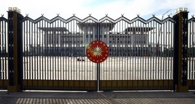 Beştepe Presidential Complex in Ankara.