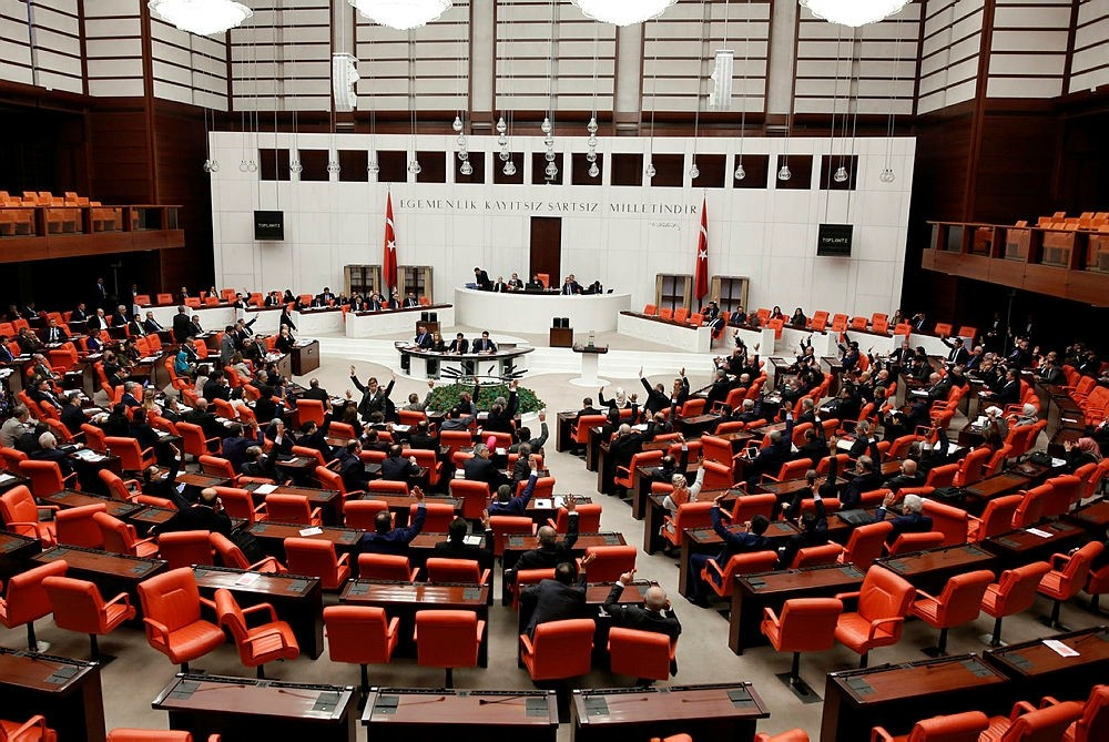 Turkish parliament approves presidential system - Times of