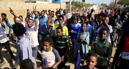 International competition on Sudan grows amid protests