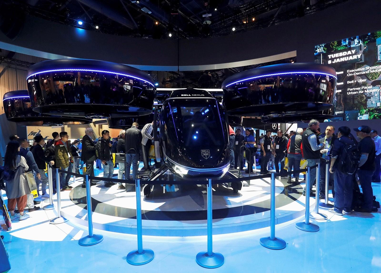 Pet robots, VR, walking cars: CES 2019 wraps up in Las Vegas