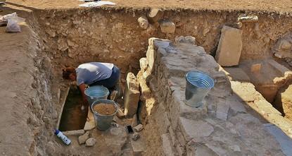 pArchäologen entdeckten in der nordwestlichen Provinz Balıkesir eine 1.200 Jahre alte Kirche, die Medienberichten zufolge aus der antiken Stadt Adramyttium stammt./p  pBereits in den vergangenen...
