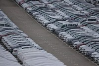 Auto sales more than double in October amid lower borrowing costs