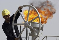 OPEC oil output is likely to fall for a third straight month in March, a Reuters survey found yesterday, as the United Arab Emirates made progress in trimming supplies while maintenance and unrest...