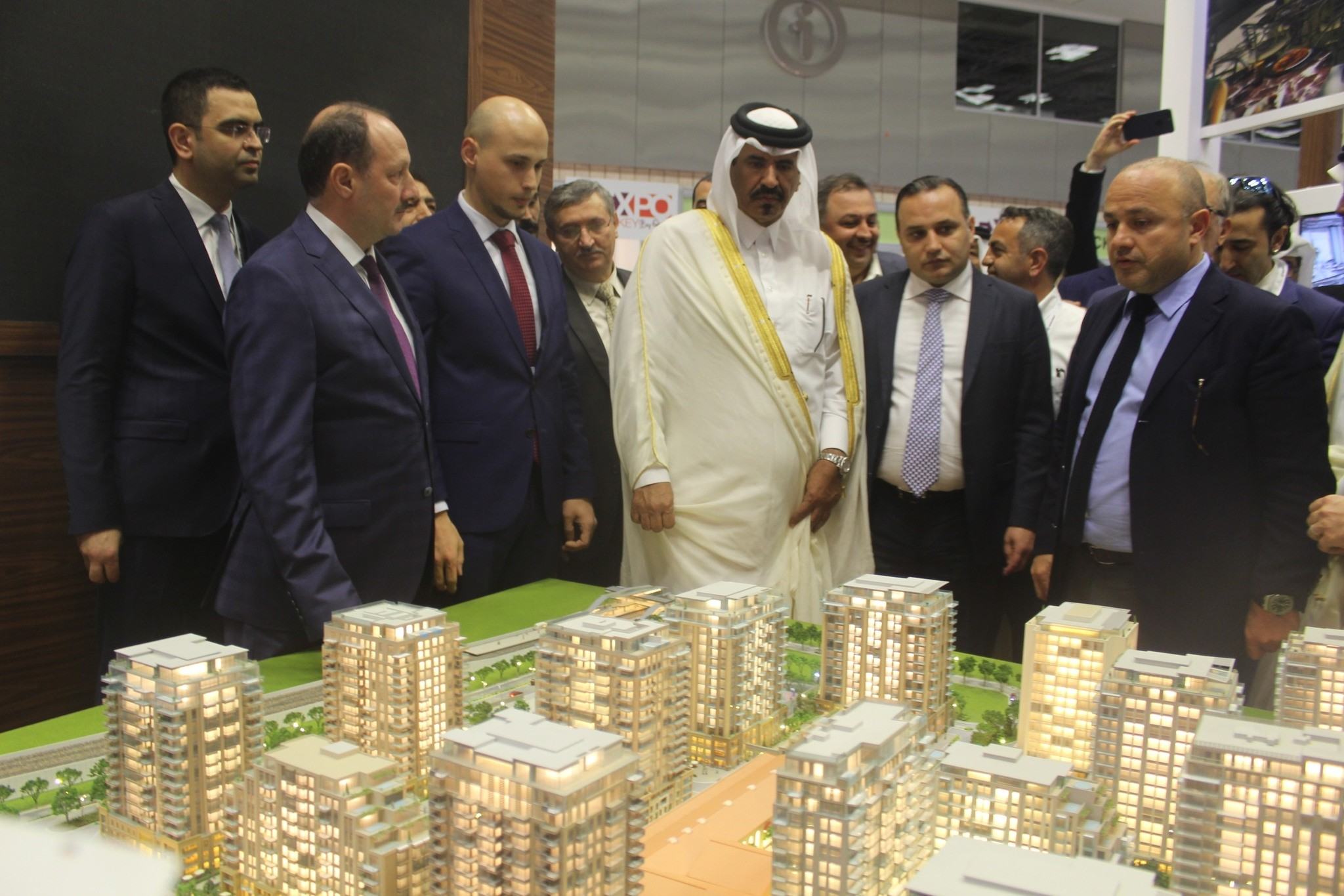 Expo Turkey by Qatar hosts the prominent names of the Turkish business world in real estate, furniture, healthcare and other sectors as well as Qatari investors.
