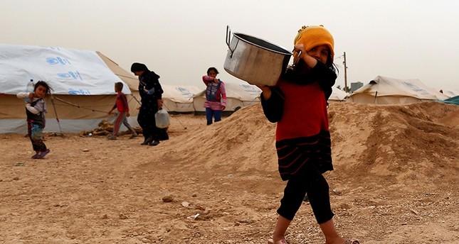 تركيا تعالج أربعة أطفال سوريين أصيبوا جراء انفجار قنبلة يدوية