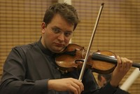 Ukrainian violinist moved by Turkish culture