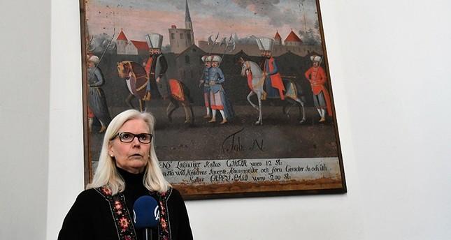 لوحات عمرها 361 عاماً تصور السلطان العثماني محمد الرابع في متحف باستوكهولم