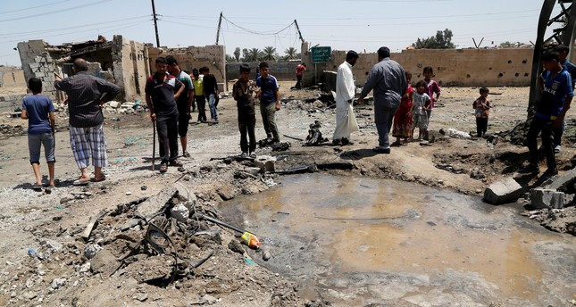 Car bomb attack kills at least 23 in south Baghdad