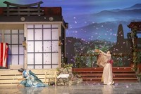 Award-winning soprano on stage for 'Madama Butterfly'