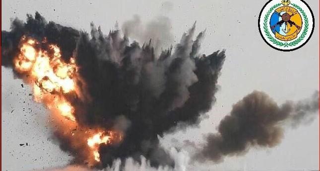 السعودية تحبط هجوما بزورق مفخخ على محطة منتجات بترولية