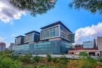مبنى مشفى أوك ميدان الجديد الأناضول