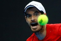 Andy Murray faces 'Baby Fed' at ATP Cup