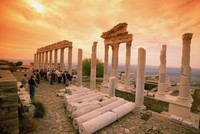 City of Pergamon, once the biggest metropolis, awaits history lovers