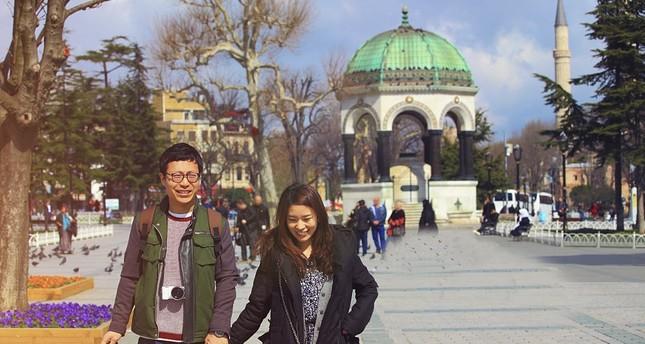 Turkey new favorite in Far Eastern, Indian tourism