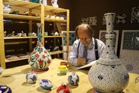 Mehmet Gürsoy: Award-winning master of tile art