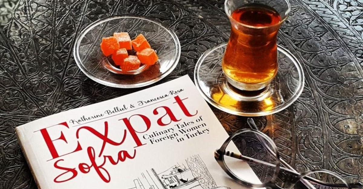 ,Expat Sofra: Culinary Tales of Foreign Women in Turkey, is published both in English and Turkish.