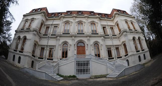 Adile Sultan Palace