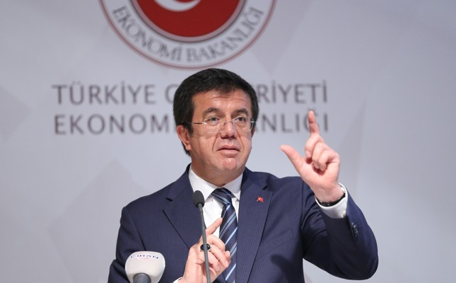 Turkish economy minister finds interest rate levels high for investors