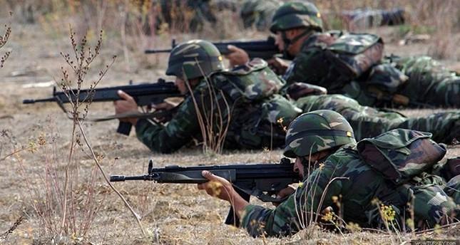 ستة شهداء من الجيش التركي في هجوم لتنظيم بي كا كا شرق تركيا