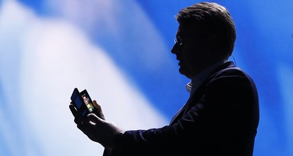 Samsung unveils foldable phone: complex, compact