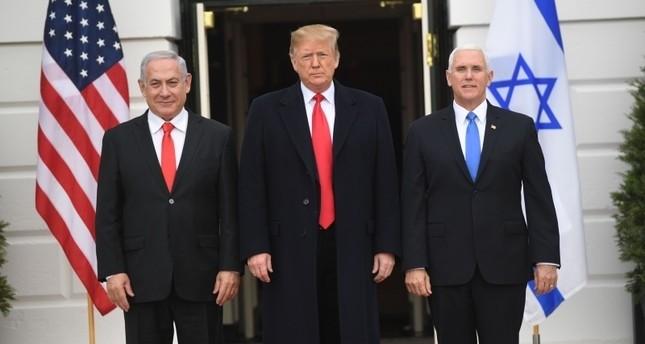 رسميا.. الولايات المتحدة تعترف بسيادة إسرائيل على مرتفعات الجولان