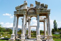 Ancient city of Aphrodisias in Turkey becomes UNESCO world heritage site