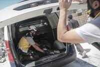 مقتل 12 مدنيا سوريا بهجوم إرهابي في بلدة جوبان باي السورية