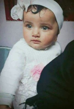 The toll included 8-month-old Laila Al-Ghandoor.
